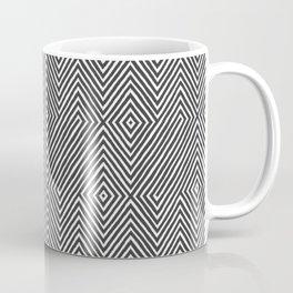 diamond stripe Coffee Mug