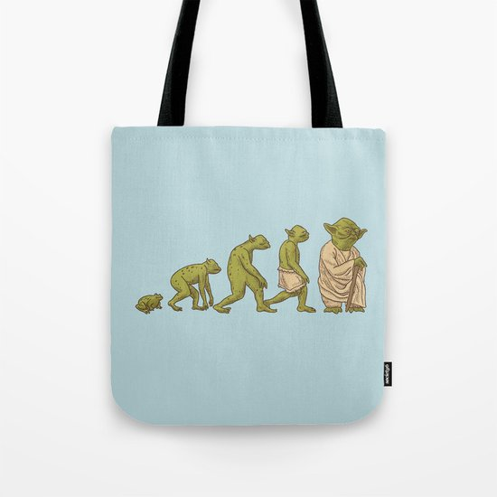 Yodalution  Tote Bag
