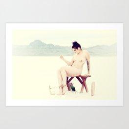 """Bound Desolation"" #2 Art Print"
