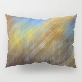 Golden Aspen Trees Autumn Color Pillow Sham