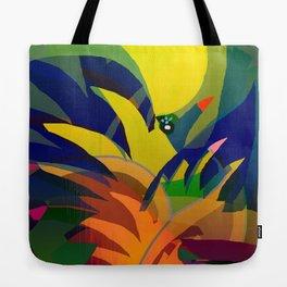 Tropical Sounds Tote Bag