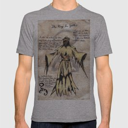 Lovecraft Series:  The King in Yellow T-shirt