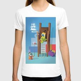 The Eyez - Birthday king T-shirt