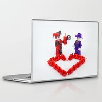 valentines Laptop & iPad Skins featuring Valentines by InkBlot