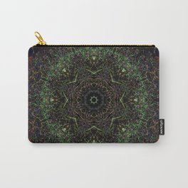 Spring Stream Fractal I Carry-All Pouch