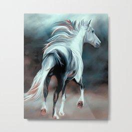 Styl N Walker Metal Print
