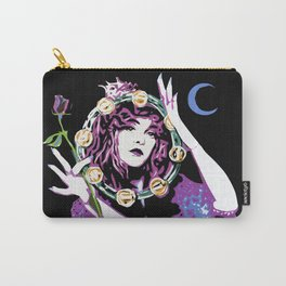 Blame It On My Wild Heart Carry-All Pouch