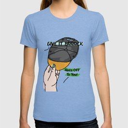 Don't Touch the Hat T-shirt