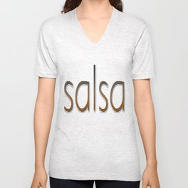 Salsa Photo Phill Unisex V-Neck