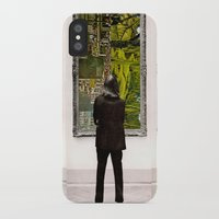 frames iPhone & iPod Cases featuring Frames by Monster Rally / Ted Feighan