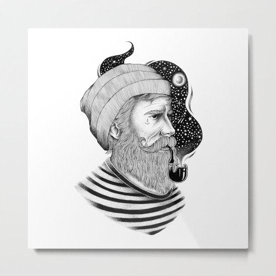 SAILOR 2 Metal Print