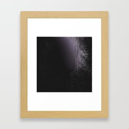 3QU4T10N Framed Art Print