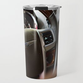 Chrysler Town & Country Limited Steering Wheel and Panel Travel Mug