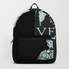 Veni Vidi Vici Backpack