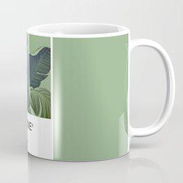 Pantone Series – Banana Leaf Coffee Mug