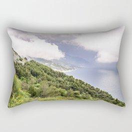 Makarska Riviera Rectangular Pillow