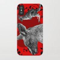kangaroo iPhone & iPod Cases featuring Kangaroo by GrOoVy Photo Art