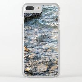 Georgian Bay #3 Clear iPhone Case
