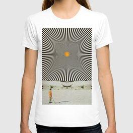 Solar butterfly T-shirt