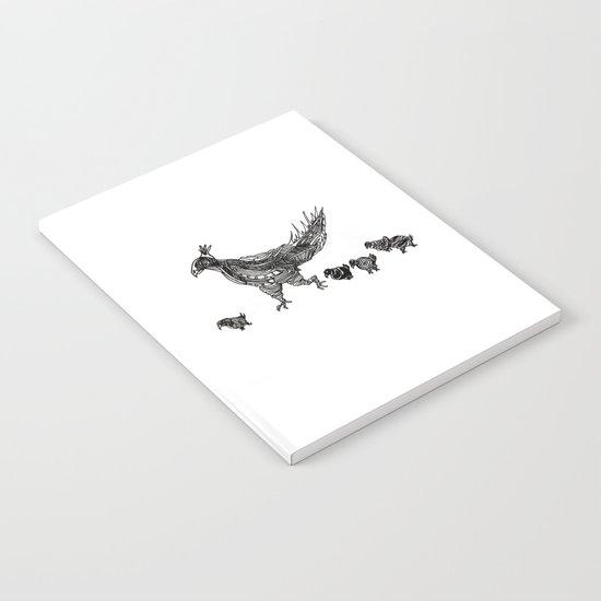 Mother Hen Notebook