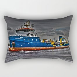 Sea Dredger  Rectangular Pillow