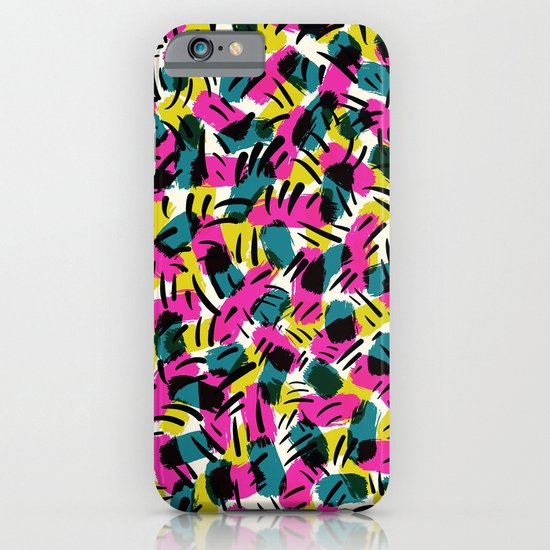 Kate Tribal Abstract iPhone & iPod Case
