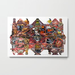 CAR 01a Metal Print