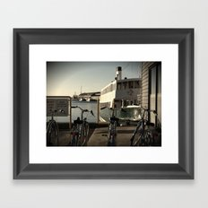 TRiCYcle Framed Art Print
