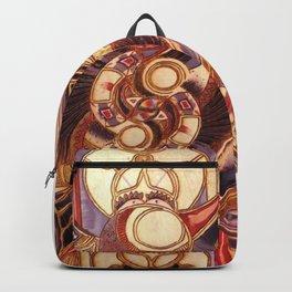 Cyclic Three Backpack