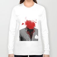 danny haas Long Sleeve T-shirts featuring Danny by NicholasB
