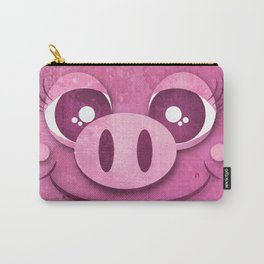 Cute Pig Carry-All Pouch