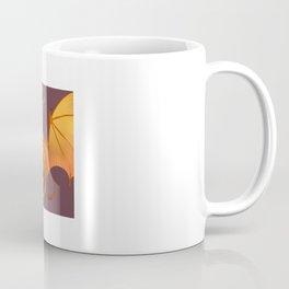 Wings of Fire Red Coffee Mug