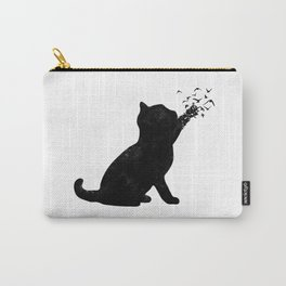 Poetic cat Carry-All Pouch