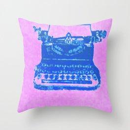 Sylvia Plath Throw Pillow