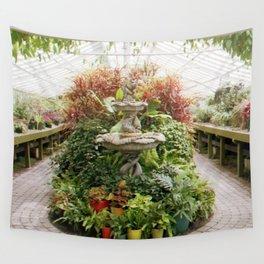 Grand Garden Wall Tapestry