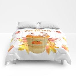 Hello Autumn Comforters