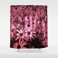 fancy Shower Curtains featuring Fancy by Paxton Keating