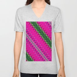 Play of colors Unisex V-Neck
