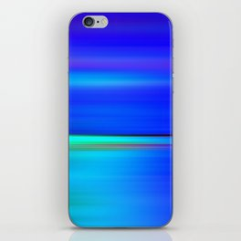 Night light abstract iPhone Skin