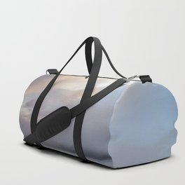 Phantasmagorical Fog on the Lake Duffle Bag