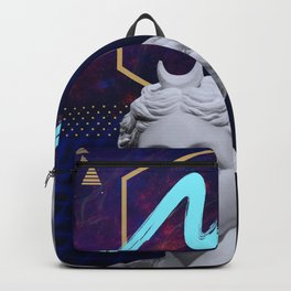 Ancient Gods and Planets: Moon Backpack