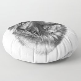Canis Lupus SK0105 Floor Pillow