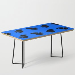 Angry Animals: Squirrel Coffee Table