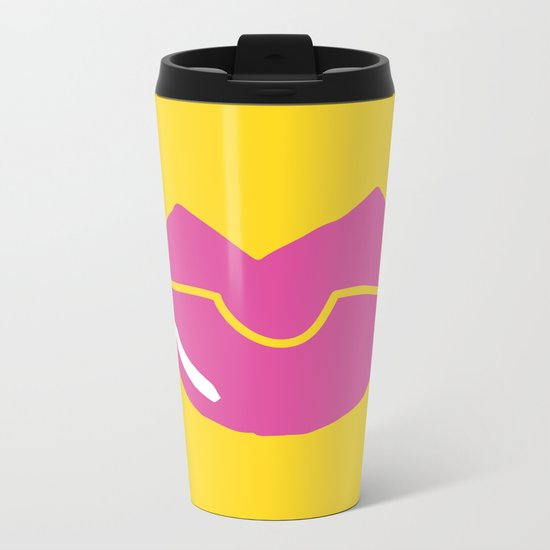 KISS KISS Metal Travel Mug