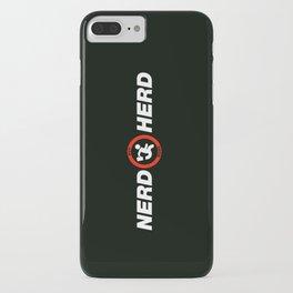 Nerd Herd iPhone Case