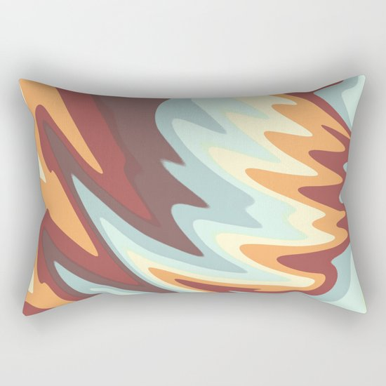 Abstract painting 155 Rectangular Pillow