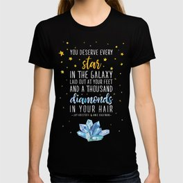 Star and Diamonds T-shirt