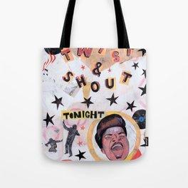 Twist & Shout! Tote Bag