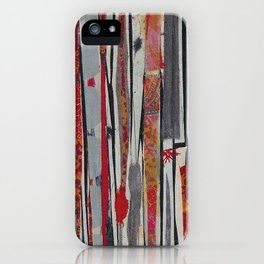 Clearing Clay iPhone Case