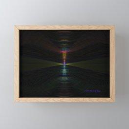 """Searchlight"" Photograph Framed Mini Art Print"